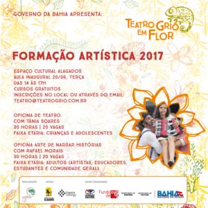 Cursos Formação-Artística-2017