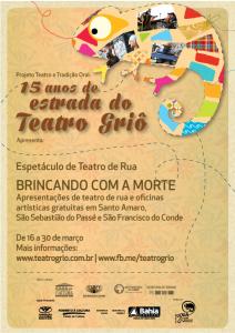 cartaz Teatro e Tradição Oral BCM oficinas